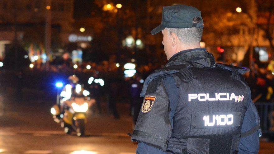 La Policía instruye en Tenerife 236 actas por incumplir toque de queda