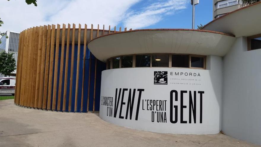 L'estrena de seu de la DO Empordà va lligada a la promoció dels vins