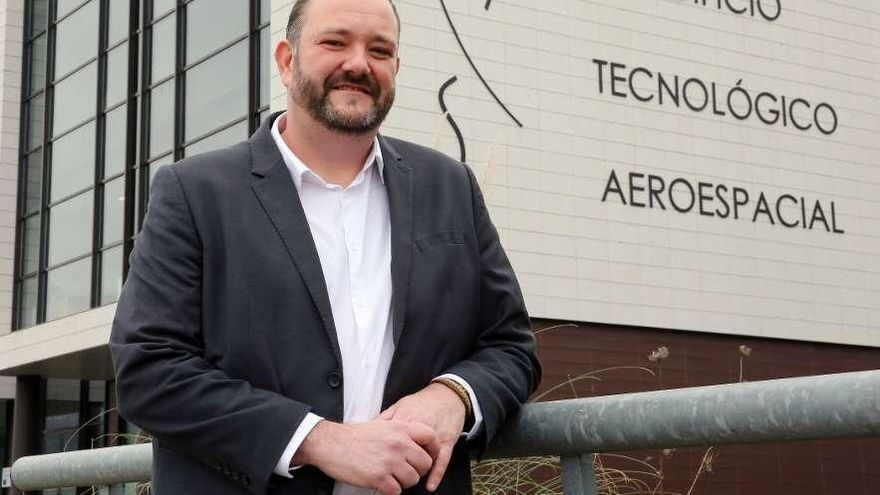 """Guillermo Lamelas Nogueira: """"Ya recibimos peticiones desde España y el extranjero para satélites y constelaciones"""""""