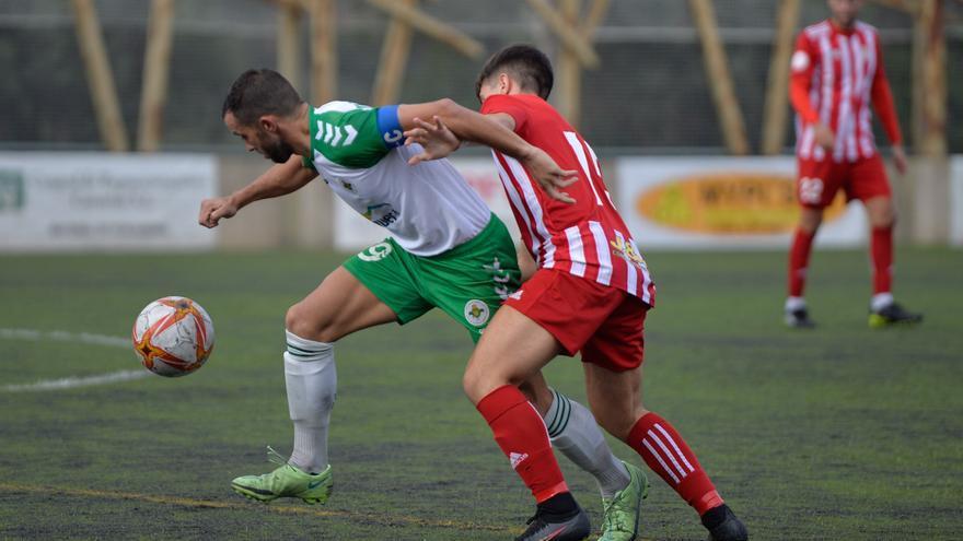 Santa Brígida-Santa Úrsula (3-3)