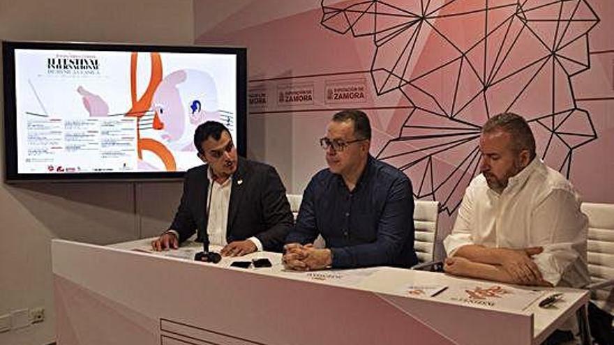 El II Festival López Cobos abrirá con un concierto lírico de Martí Caballé y Santana