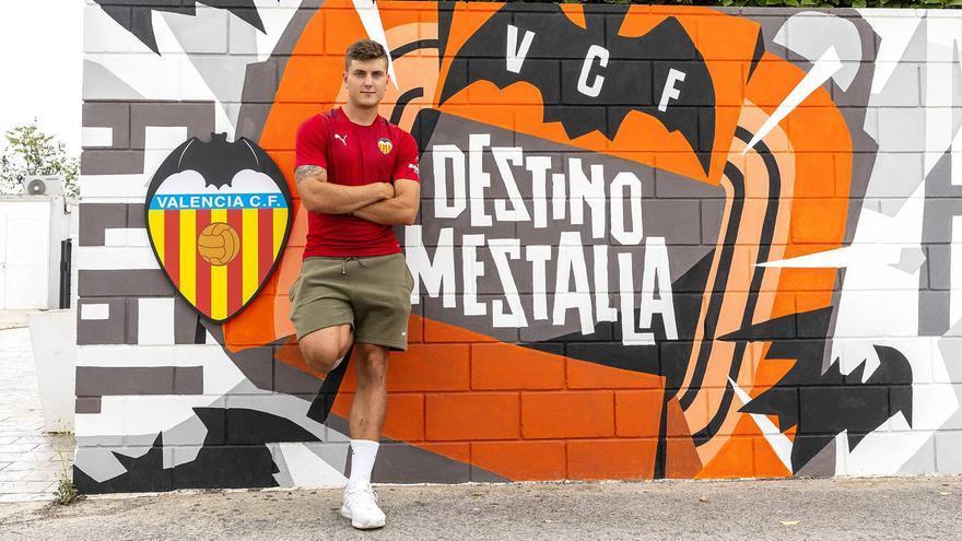 El Valencia Mestalla cierra el fichaje de otro portero