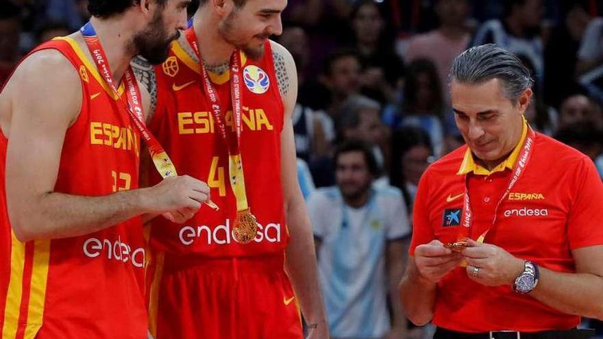 Sergio Scariolo, garantía de éxito