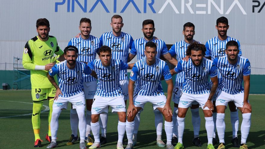 Atlético Baleares-Hércules, pretemporada 2020-21