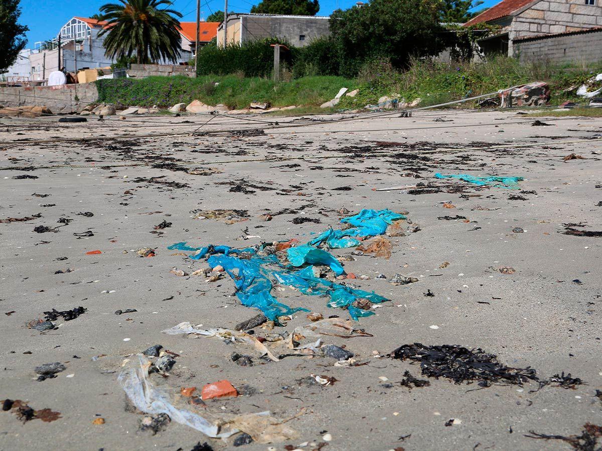 Playa de O Grove. Foto Miguel Muñiz