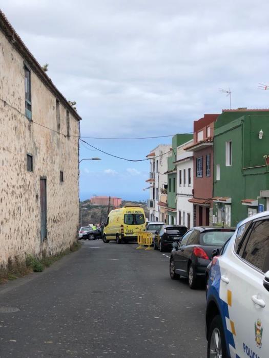 Parricidio en La Orotava