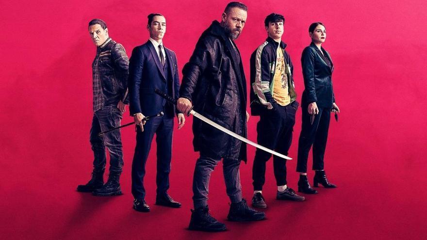 Netflix prepara 'XTREMO', un thriller de acción a la española
