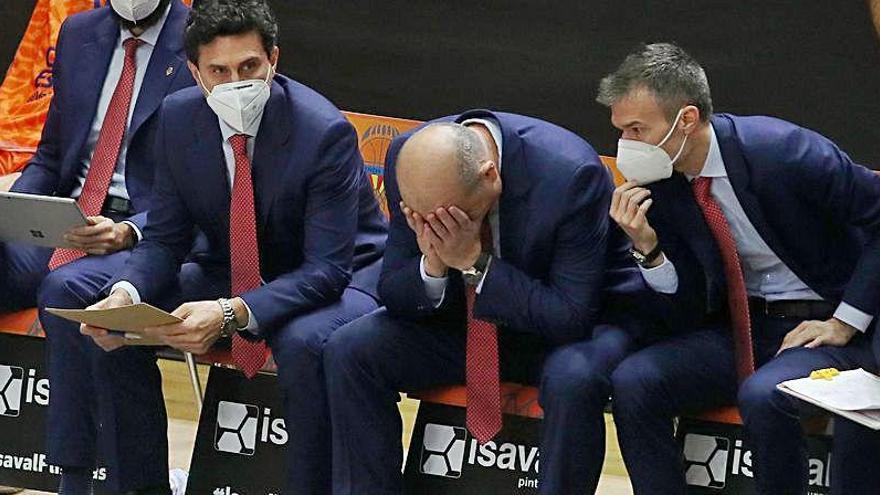 El Valencia Basket se queda fuera del Top-8