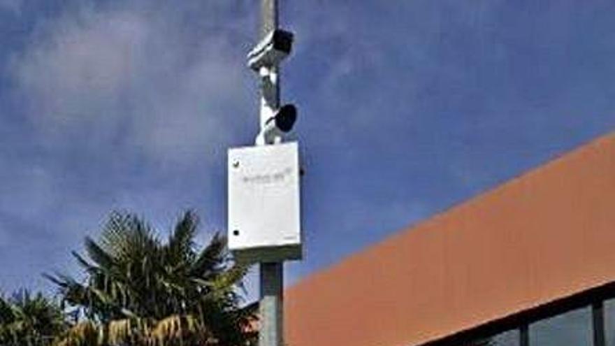 Sant Fruitós instal·la càmeres per llegir matrícules a quatre polígons