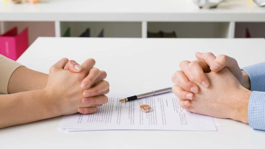 Los divorcios se disparan en el tercer trimestre de 2020 más de un 16% respecto a 2019