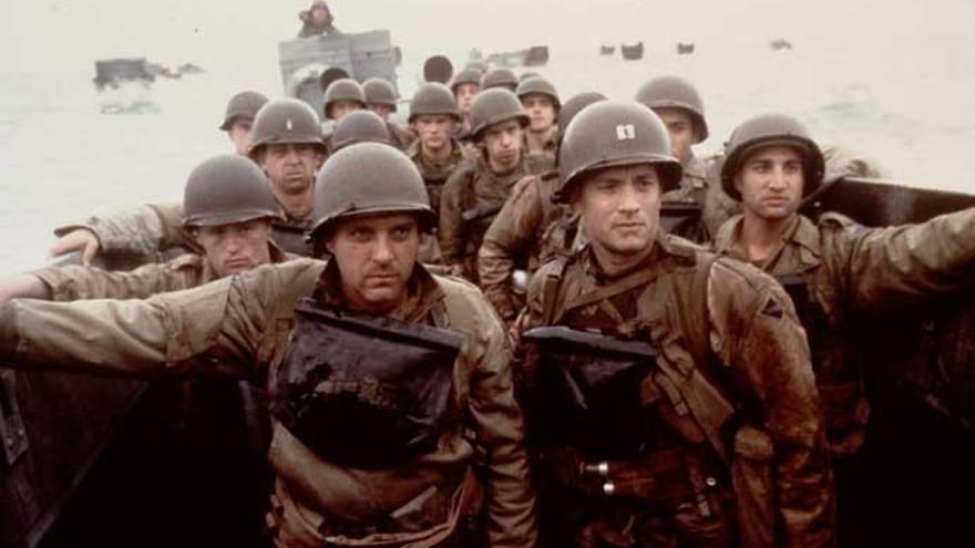 Cinco películas para recordar el Desembarco de Normandía