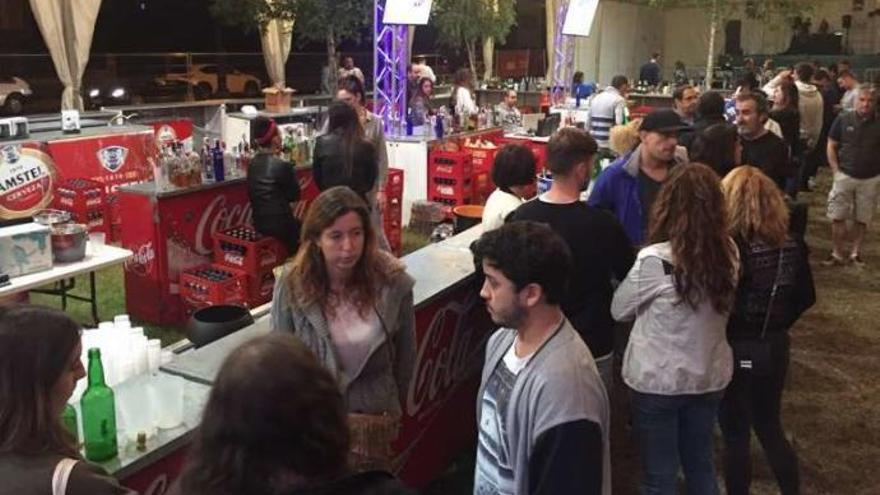 Cancelado el espectáculo ibicenco de Montecerrao tras la polémica por el pregón sexista