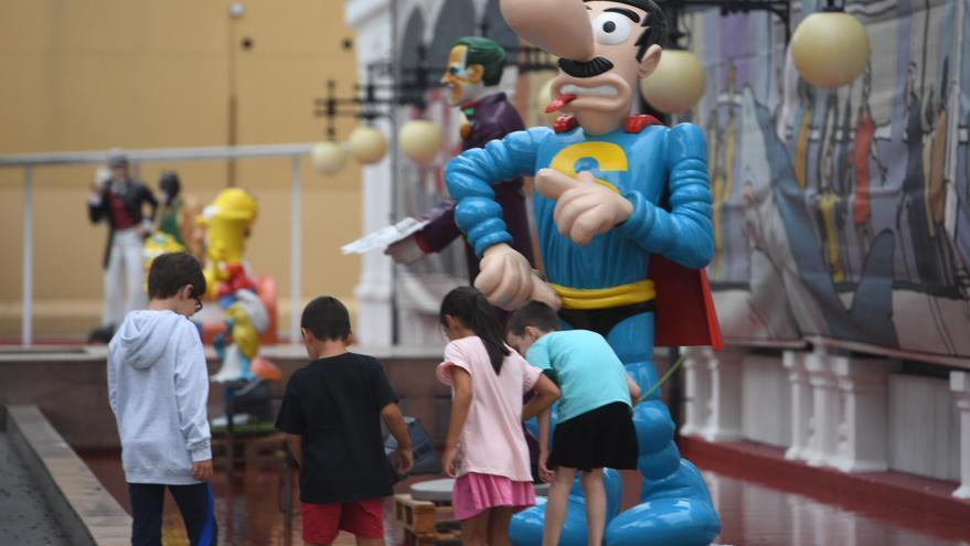 El Salón Internacional del Cómic 'Viñetas desde O Atlántico' vuelve hoy a A Coruña hasta el 15 de agosto