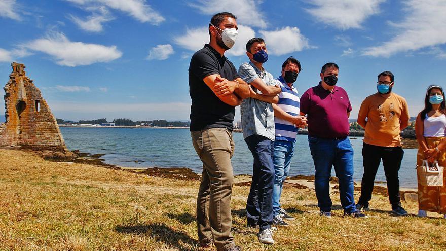 Cambados excava en San Sadurniño por primera vez desde la época de Murguía