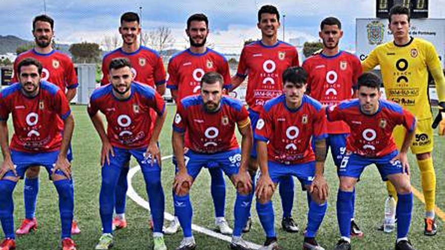 La SD Portmany cierra acuerdos de renovación con siete de sus futbolistas