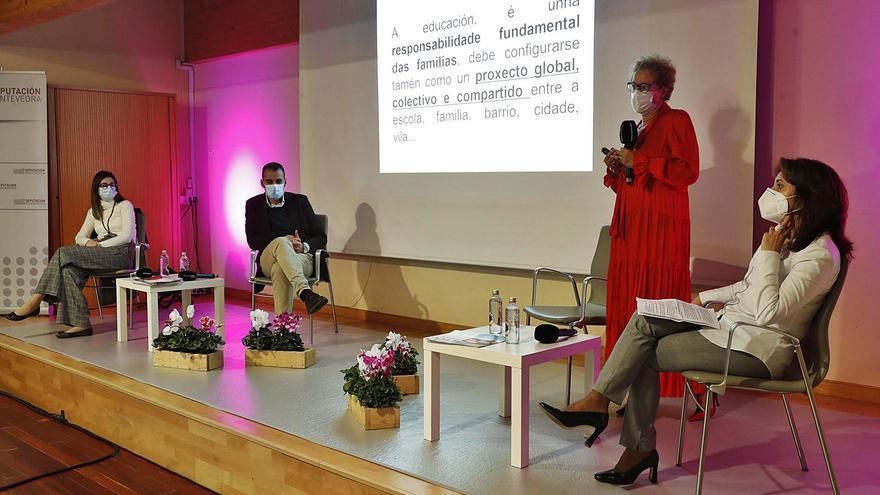 """Teresa Domínguez: """"Debemos resetear a educación tal e como está concibida"""""""