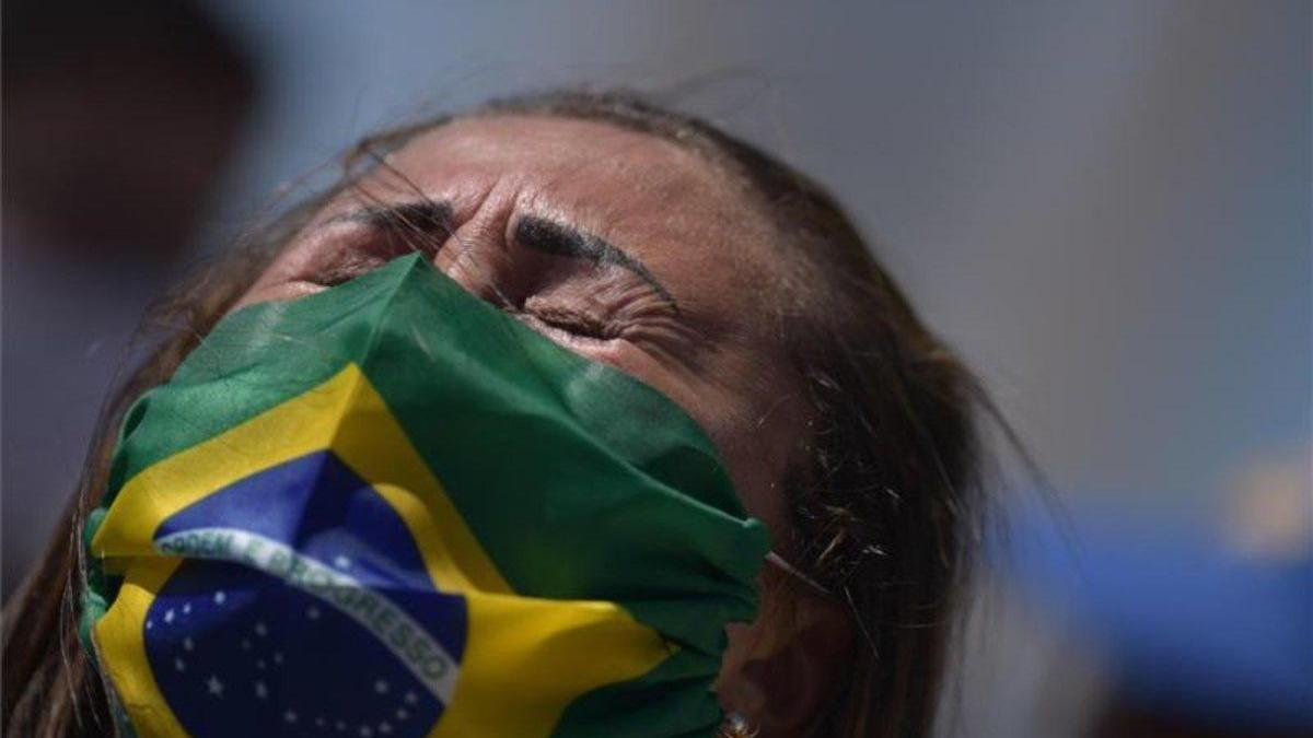 Brasil supera los 86.000 fallecimientos por coronavirus