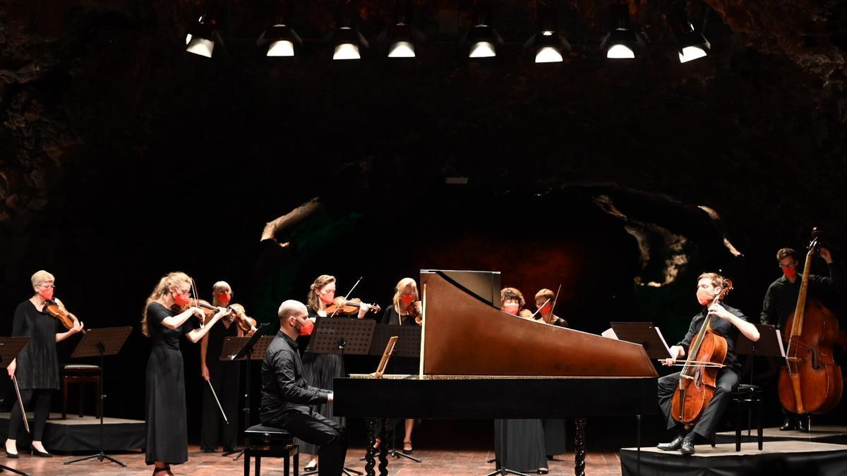 Concierto de la Orquesta Barroca de Friburgo en Lanzarote