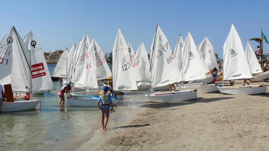 Un verano para aprender a navegar