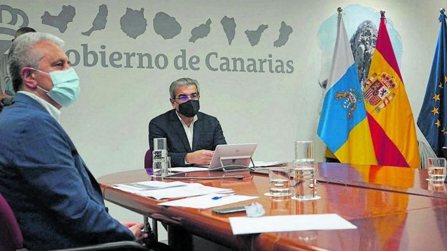 Canarias pide ampliar el plazo para laejecución de los fondos de recuperación