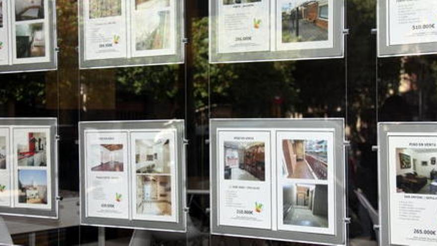 La contractació d'hipoteques a Catalunya al juny cau un 17,6% anual