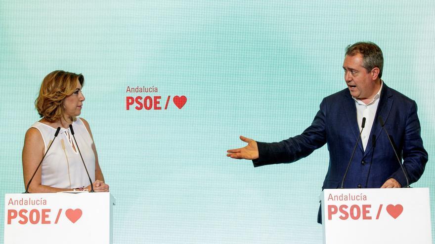 Susana Díaz remará junto a Juan Espadas para que él pueda acceder a la secretaría general tras otro proceso de primarias