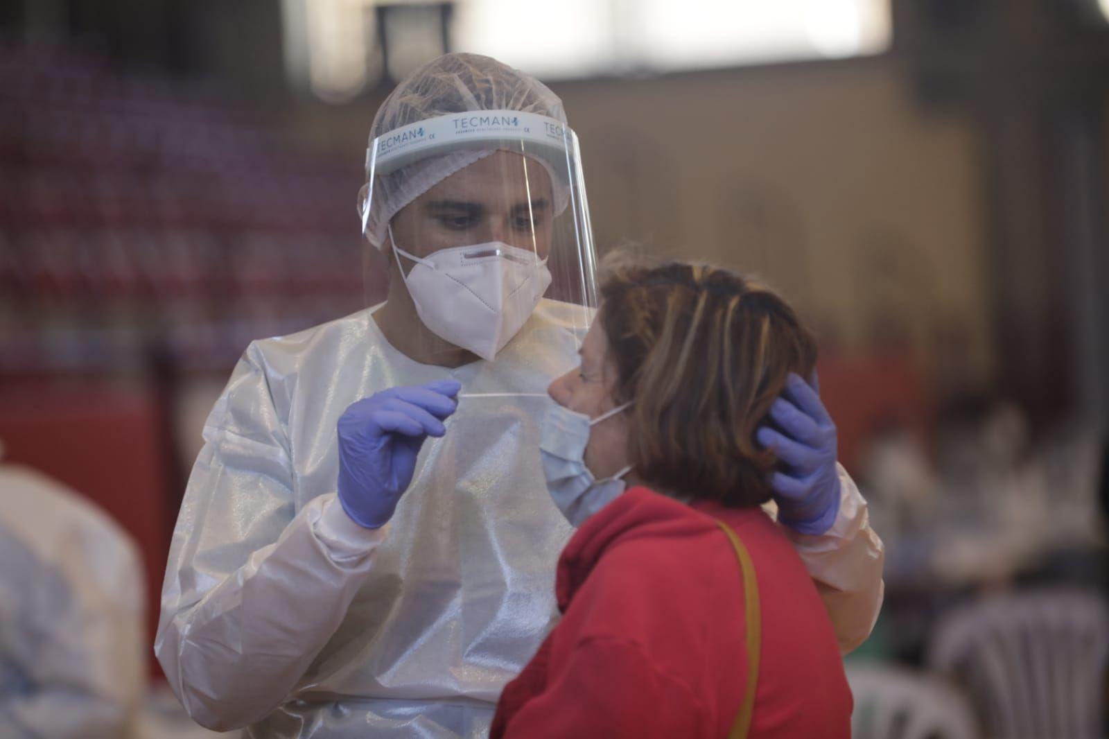 """Empieza el cribado para conocer la """"realidad"""" del coronavirus en Inca"""