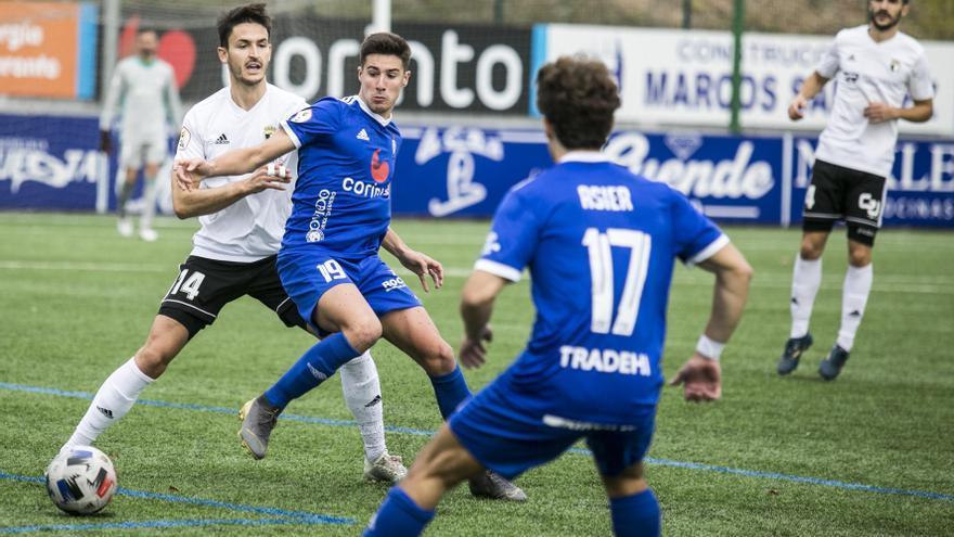 El Cova como trampolín: Javi Martón, cedido por la Real Sociedad, ya lleva tres goles