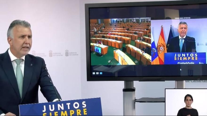 Torres reclama en Europa una política migratoria corresponsable de los 27