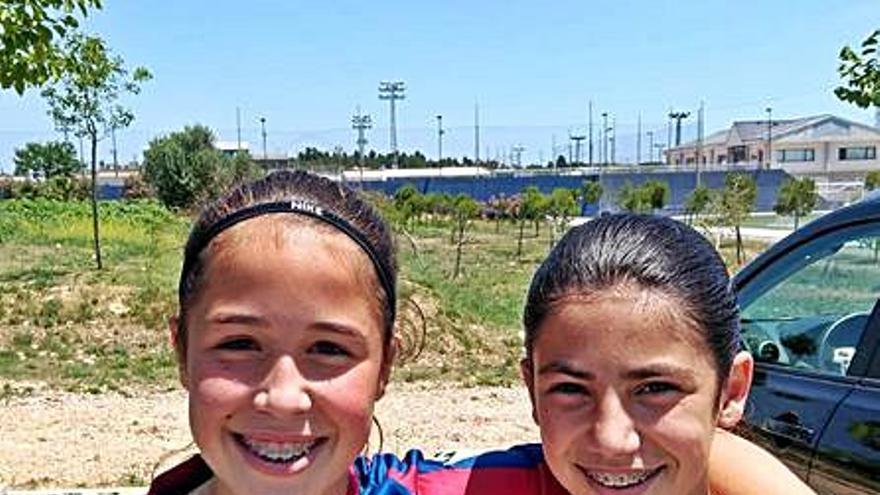 Fútbol Jugadoras de Xeraco campeonas con el Levante UD