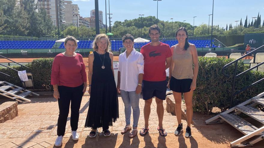 Roberto Bautista, Pablo Andújar, Carla Suárez y el Levante UD se suman al Open Ciudad de Valencia
