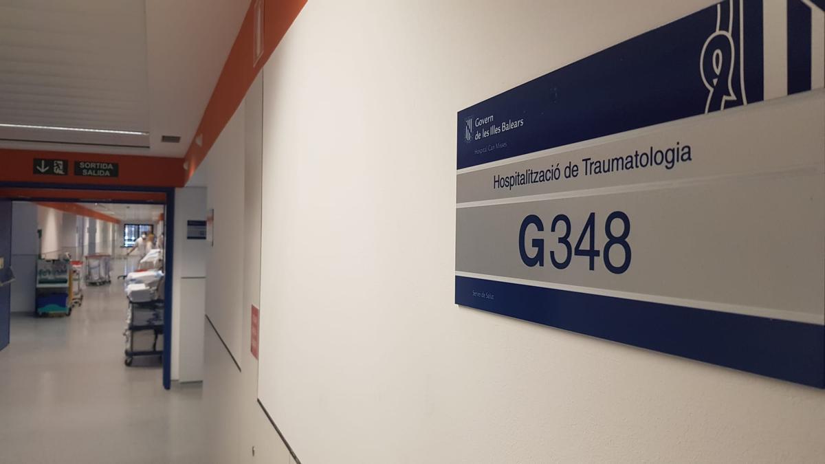 La unidad de Traumatología dispone de 34 camas.