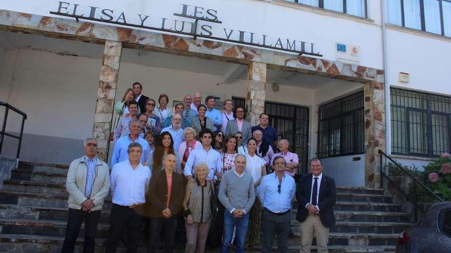 Asturias atrae a la familia de Aurelio Delgado