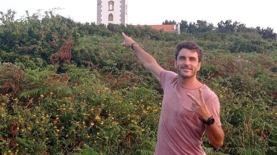 Carlos Ruiz va a cruzarse los Pirineos en 18 días por una causa solidaria