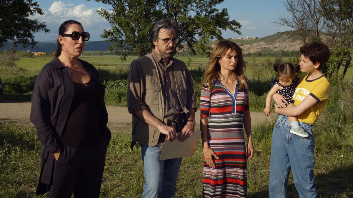 Rossy de Palma en la última película de Almodóvar.