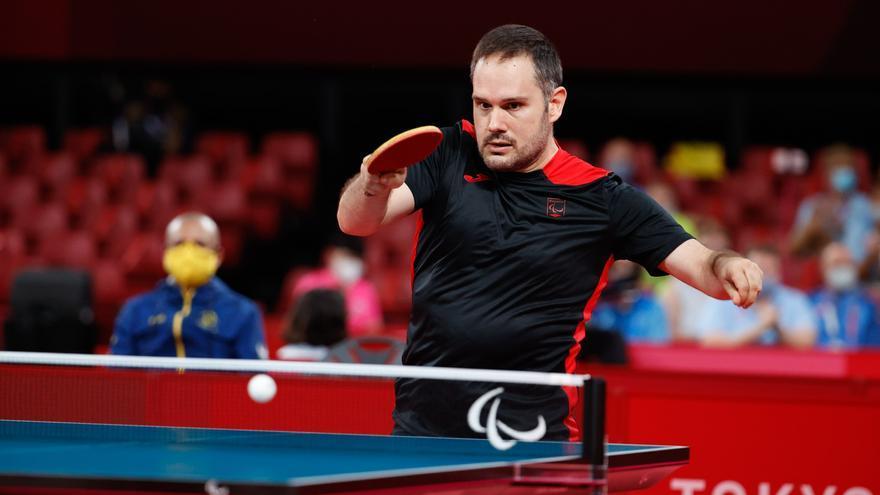 Jordi Morales obté la medalla de bronze en els Jocs Paralímpics