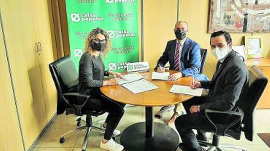 Caixa Popular colabora en Museros