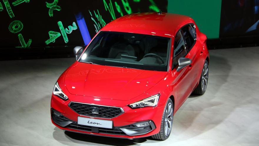 Llancen el nou Seat León amb una inversió de 1.100 MEUR