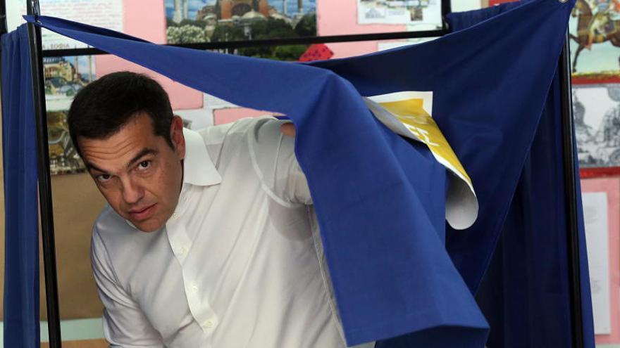 Tsipras convoca elecciones anticipadas ante el descalabro en las europeas
