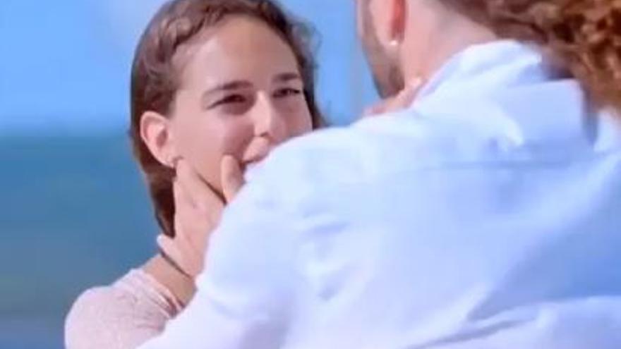 """La pareja canaria en 'La Isla de las Tentaciones': """"No pondría la mano en el fuego por él"""""""