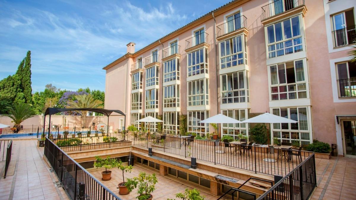 Residencia Fontsana en Palma