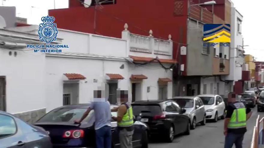 Detenido un miembro de Daesh en Algeciras con manuales para atentar