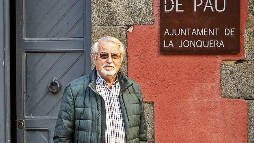 Jaume Mach és el nou jutge de pau de la Jonquera