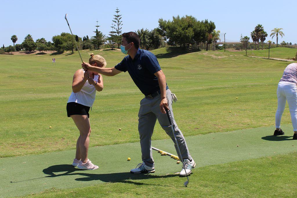 Torneo femenino de Golf de la Federacion Murciana