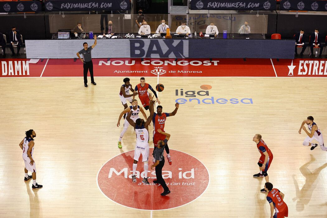 EN IMATGES | Baxi Manresa - Baskonia