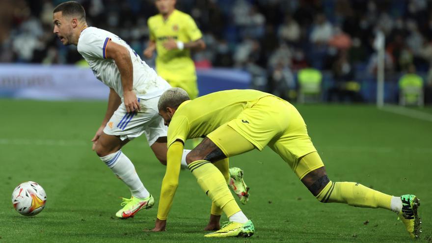 Hazard se ahorra el Shakhtar para debutar en un clásico en el Camp Nou