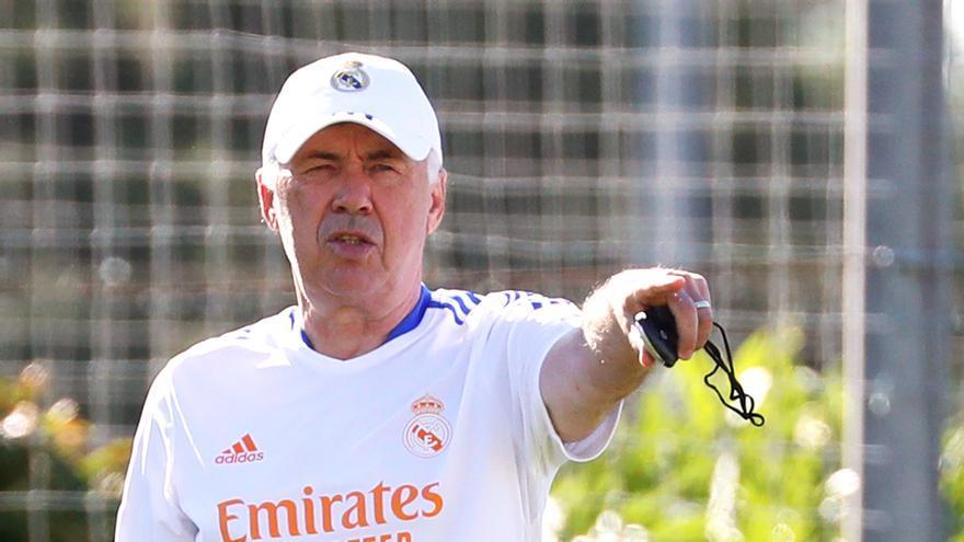 El Real Madrid echa a andar con Ancelotti al frente
