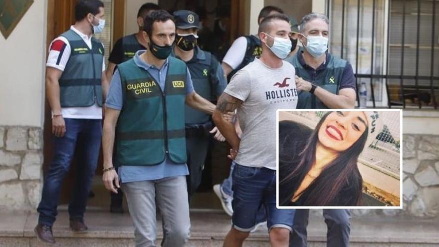 """En cuanto rompí con 'El Tuvi' empezó a acosarme e intentó matarme"", relata una exnovia del presunto asesino de Wafaa"