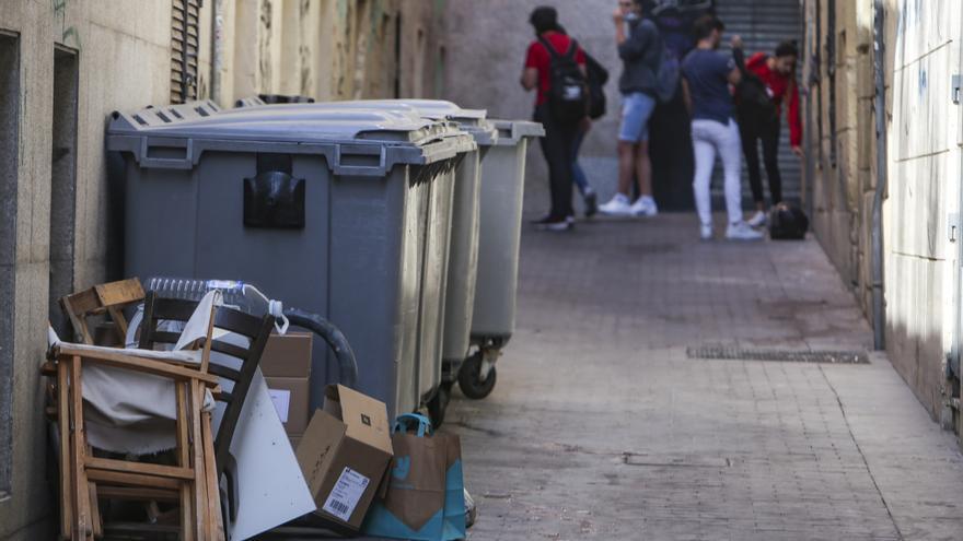 El PSOE lleva al Síndic supuestas infracciones en la gestión de residuos en Alicante