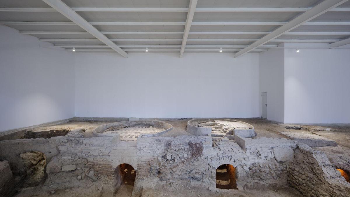 Hornos romanos de Los Tejares de Lucena